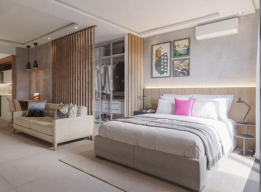 Dormitorio - Fachada - Insight Praia do Flamengo - 153 - 6