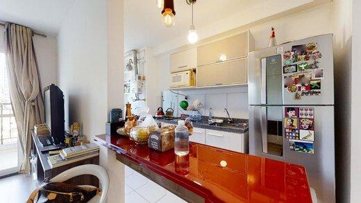 Cozinha - Apartamento à venda Rua Professor Sousa Barros,Saúde, Zona Sul,São Paulo - R$ 480.000 - II-23201-38287 - 17