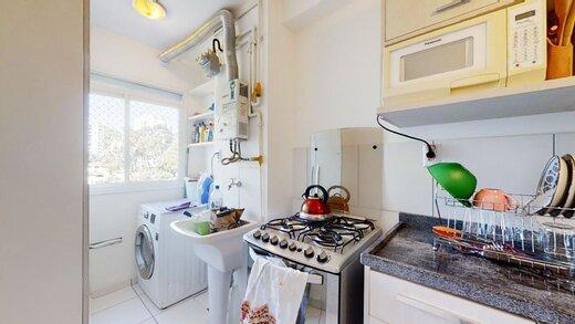 Cozinha - Apartamento à venda Rua Professor Sousa Barros,Saúde, Zona Sul,São Paulo - R$ 480.000 - II-23201-38287 - 3