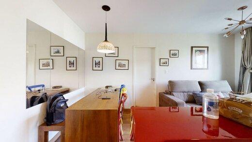 Living - Apartamento à venda Rua Professor Sousa Barros,Saúde, Zona Sul,São Paulo - R$ 480.000 - II-23201-38287 - 5