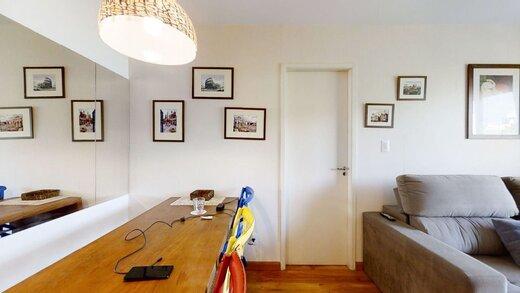 Living - Apartamento à venda Rua Professor Sousa Barros,Saúde, Zona Sul,São Paulo - R$ 480.000 - II-23201-38287 - 6