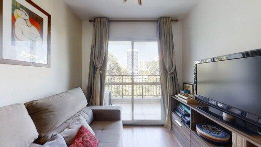 Living - Apartamento à venda Rua Professor Sousa Barros,Saúde, Zona Sul,São Paulo - R$ 480.000 - II-23201-38287 - 11