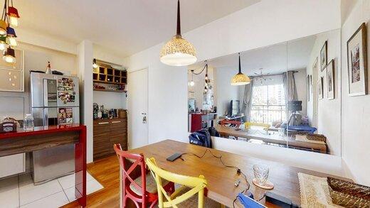 Living - Apartamento à venda Rua Professor Sousa Barros,Saúde, Zona Sul,São Paulo - R$ 480.000 - II-23201-38287 - 14