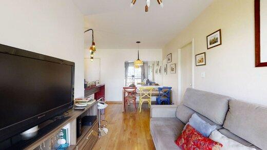 Living - Apartamento à venda Rua Professor Sousa Barros,Saúde, Zona Sul,São Paulo - R$ 480.000 - II-23201-38287 - 16