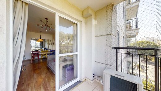 Living - Apartamento à venda Rua Professor Sousa Barros,Saúde, Zona Sul,São Paulo - R$ 480.000 - II-23201-38287 - 18