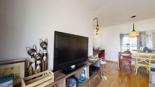 Living - Apartamento à venda Rua Professor Sousa Barros,Saúde, Zona Sul,São Paulo - R$ 480.000 - II-23201-38287 - 19