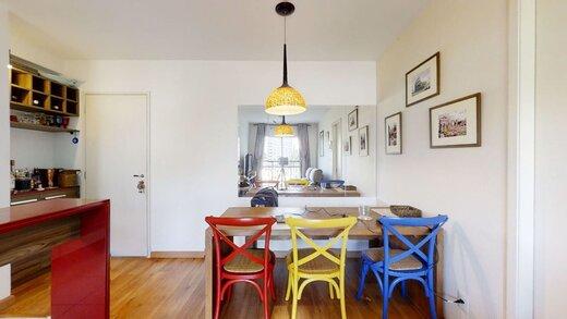 Living - Apartamento à venda Rua Professor Sousa Barros,Saúde, Zona Sul,São Paulo - R$ 480.000 - II-23201-38287 - 20