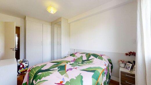 Quarto principal - Apartamento à venda Rua Professor Sousa Barros,Saúde, Zona Sul,São Paulo - R$ 480.000 - II-23201-38287 - 24