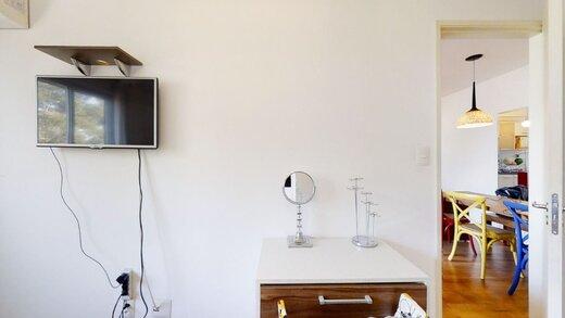 Quarto principal - Apartamento à venda Rua Professor Sousa Barros,Saúde, Zona Sul,São Paulo - R$ 480.000 - II-23201-38287 - 26