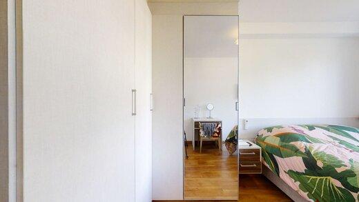Quarto principal - Apartamento à venda Rua Professor Sousa Barros,Saúde, Zona Sul,São Paulo - R$ 480.000 - II-23201-38287 - 27