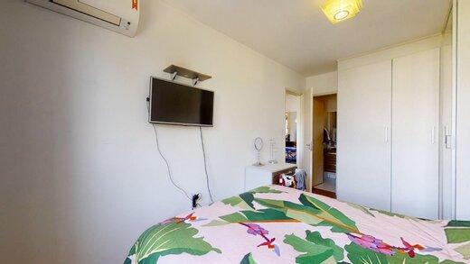 Quarto principal - Apartamento à venda Rua Professor Sousa Barros,Saúde, Zona Sul,São Paulo - R$ 480.000 - II-23201-38287 - 28