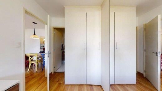 Quarto principal - Apartamento à venda Rua Professor Sousa Barros,Saúde, Zona Sul,São Paulo - R$ 480.000 - II-23201-38287 - 29
