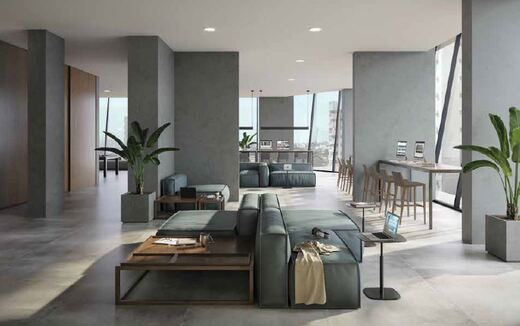Coworking - Fachada - Wide Residence - 1772 - 17