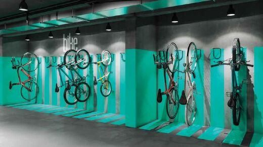 Bicicletario - Fachada - Wide Residence - 1772 - 21