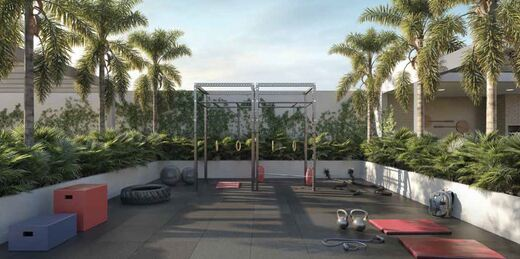 Fitness externo - Fachada - Wide Residence - 1772 - 22