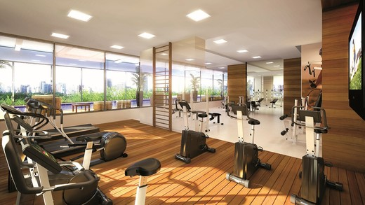 Fitness - Fachada - Affinity for Live - 929 - 5
