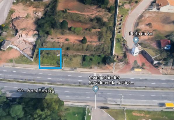 Terreno/Lote Residencial Hípica Porto Alegre