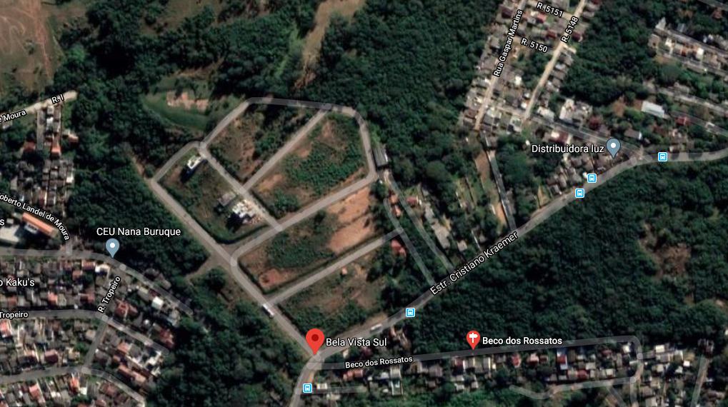 Terreno/Lote Residencial Campo Novo Porto Alegre
