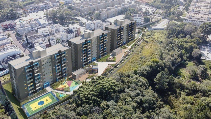 Foto 27 - APARTAMENTO em CURITIBA - PR, no bairro Campo Comprido - Referência LE00740