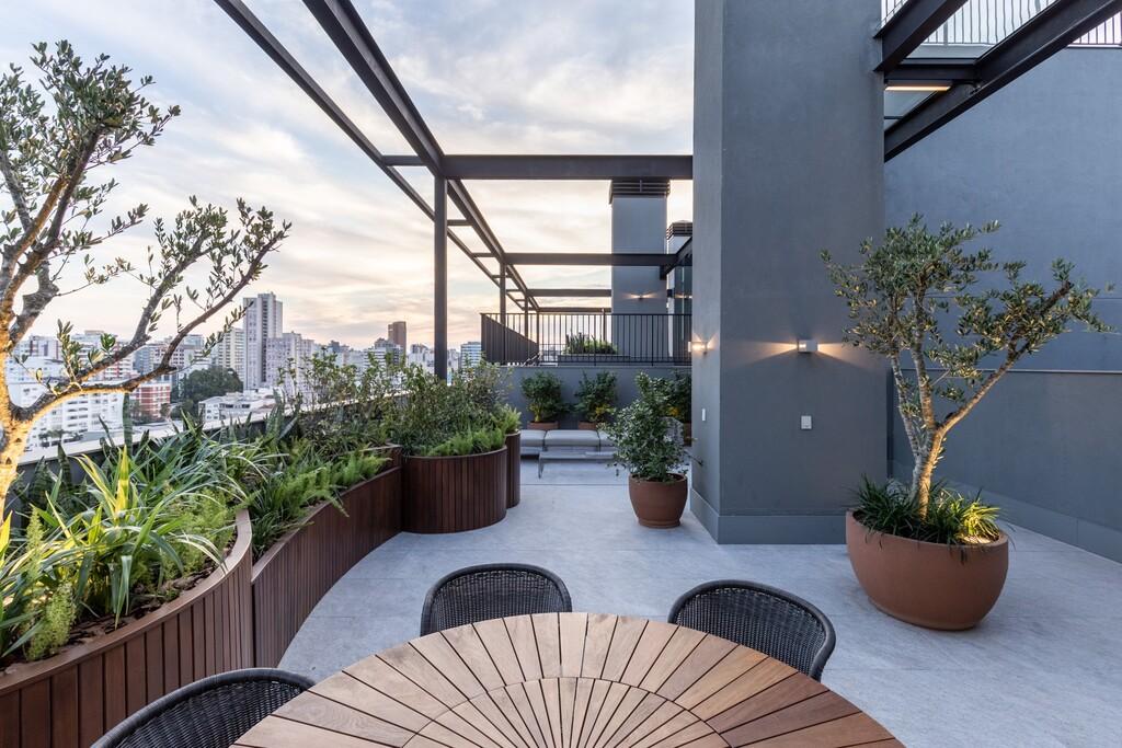 Lounge externo