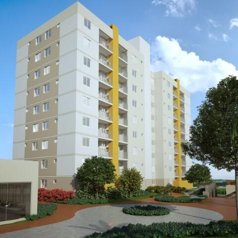 APARTAMENTO com 2 dormitórios à venda por R$ 353.263,16 - BARRA VELHA / SC