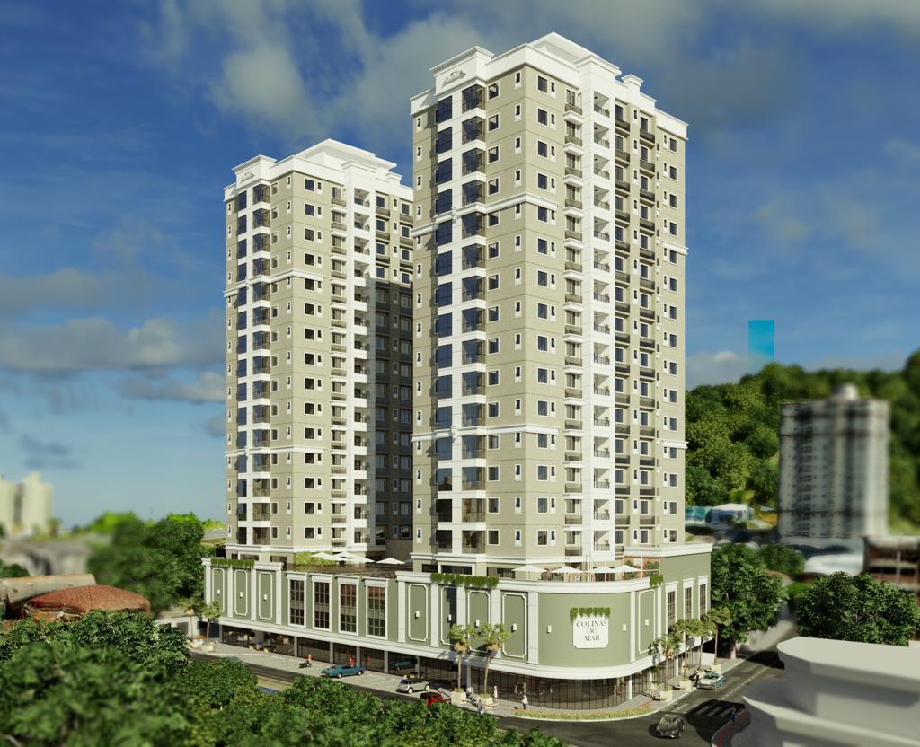 APARTAMENTO com 2 dormitórios à venda por R$ 550.000,00 - ITAPEMA / SC