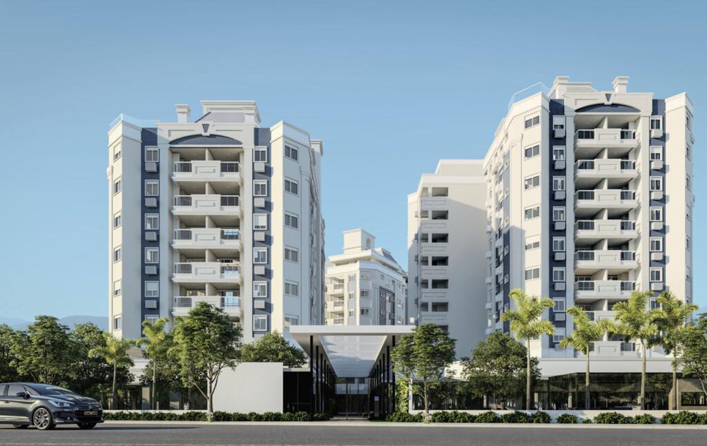 COBERTURA com 1 dormitório à venda por R$ 1.050.762,35 - FLORIANOPOLIS / SC