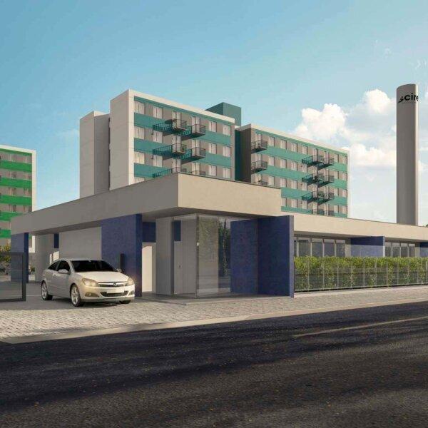 APARTAMENTO com 2 dormitórios à venda por R$ 168.700,00 - BIGUAÇU / SC