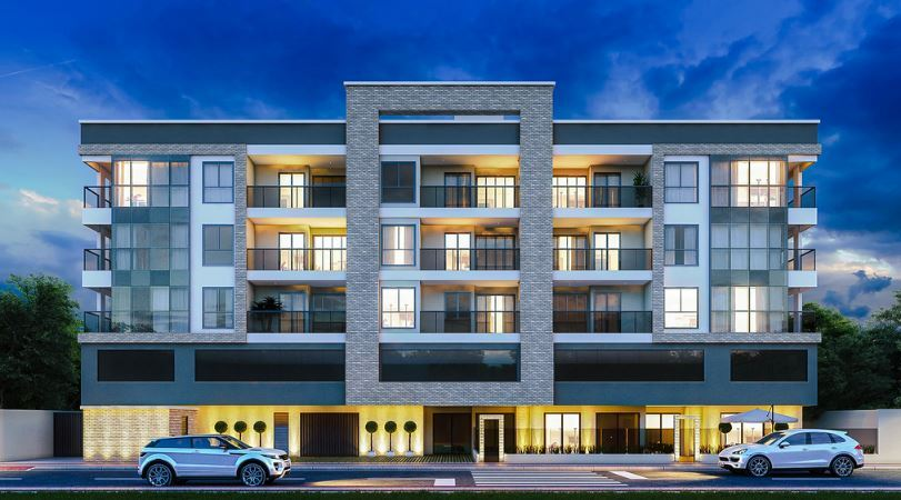 APARTAMENTO com 3 dormitórios à venda por R$ 960.000,00 no bairro Centro - BOMBINHAS / SC