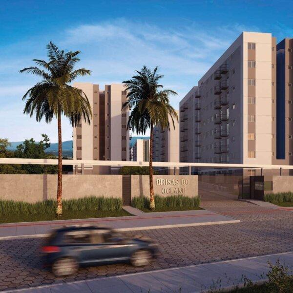 APARTAMENTO com 2 dormitórios à venda com 19520.2m² por R$ 165.700,00 no bairro praia de fora - PALHOCA / SC
