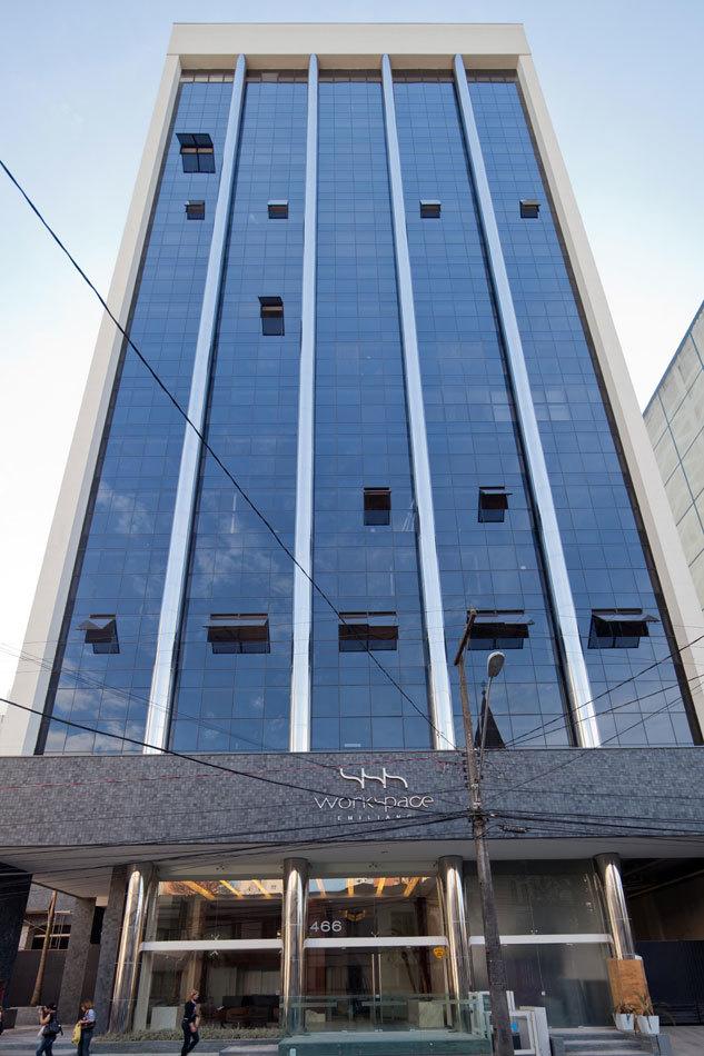 Foto 1 - CONJUNTO/SALA COMERCIAL em CURITIBA - PR, no bairro Batel - Referência 901140